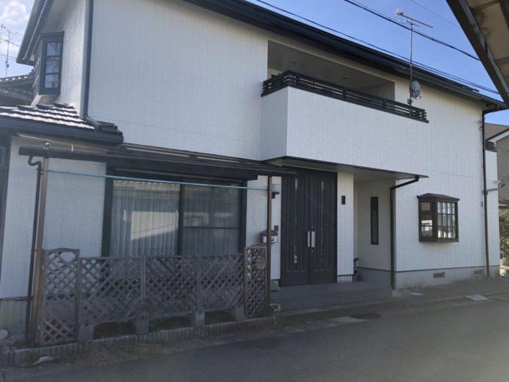 岐阜県S様邸 外壁塗装工事・屋根塗装工事