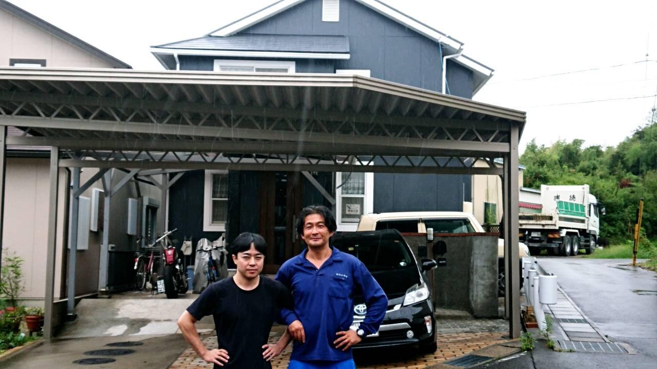 瀬戸市K様邸 外壁塗装・屋根塗装工事