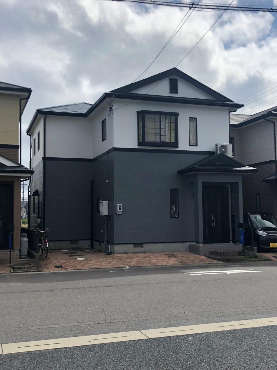 清須市K様邸 外壁塗装工事・屋根塗装工事・シーリング工事・付属塗装工事・防水工事