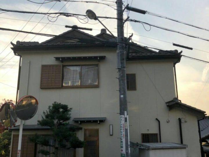 岡崎S様邸 外壁塗装工事・シーリング工事・付属塗装工事