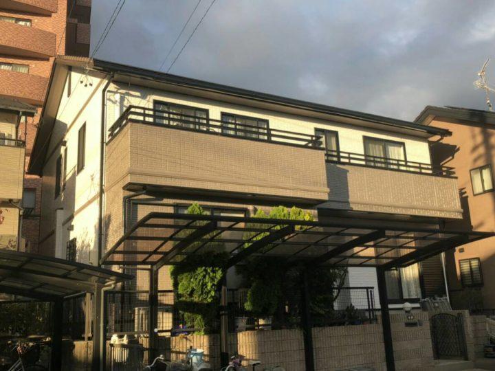 清須市S様邸 外壁塗装工事・屋根塗装工事・シーリング工事・付属塗装工事