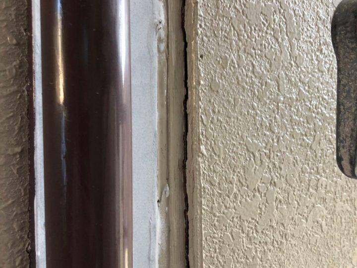 外壁シーリング補修