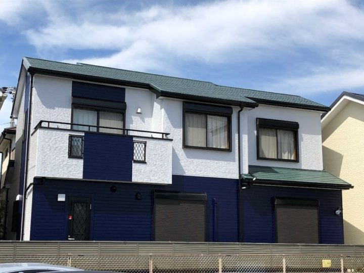 清須市K様邸 外壁塗装工事・屋根塗装工事・シーリング工事・付属塗装工事