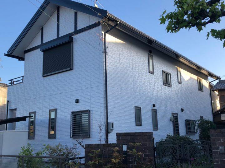 清須市U様邸 外壁塗装工事・屋根塗装工事・シーリング工事・付属塗装工事