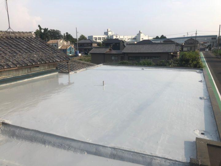 江南市O様邸 防水工事