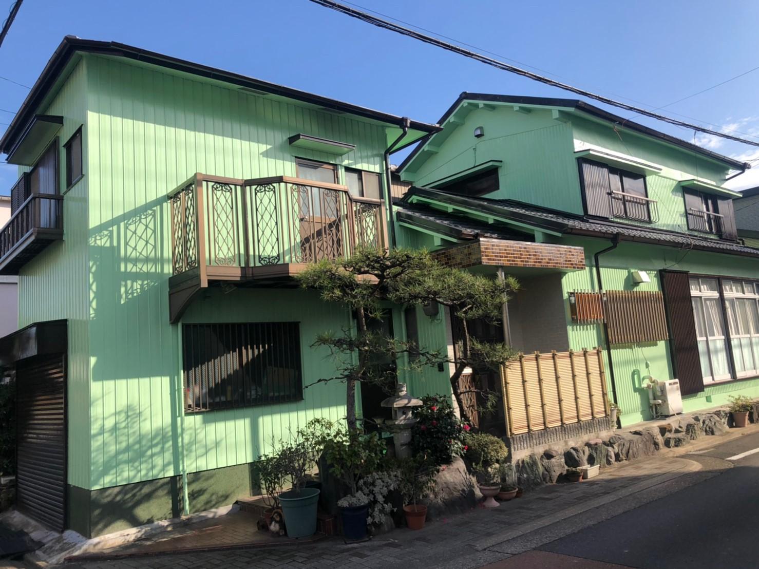 稲沢市M様 外壁塗装工事 屋根塗装工事