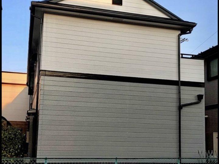 一宮市T様邸 屋根塗装工事 外壁塗装工事 シーリング工事