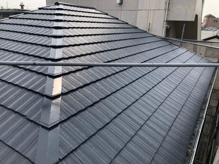 名古屋市南区 H様 屋根塗装工事