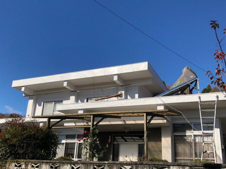 岐阜県瑞浪市 M様邸 外壁塗装工事 シーリング工事 付属塗装工事