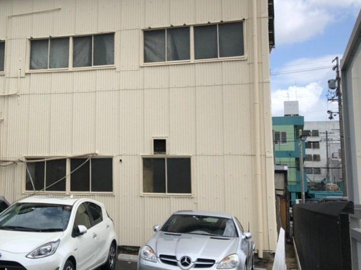 名古屋市 T様邸 外壁塗装工事 GAINA