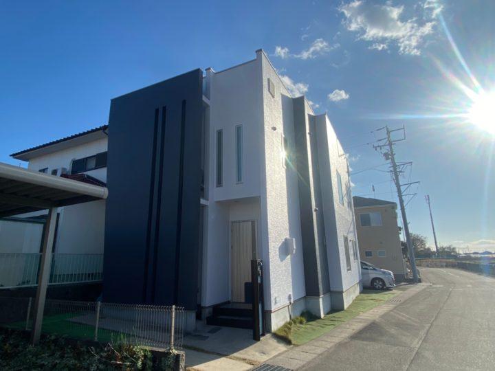 扶桑町 K様邸 外壁塗装工事 付属塗装工事