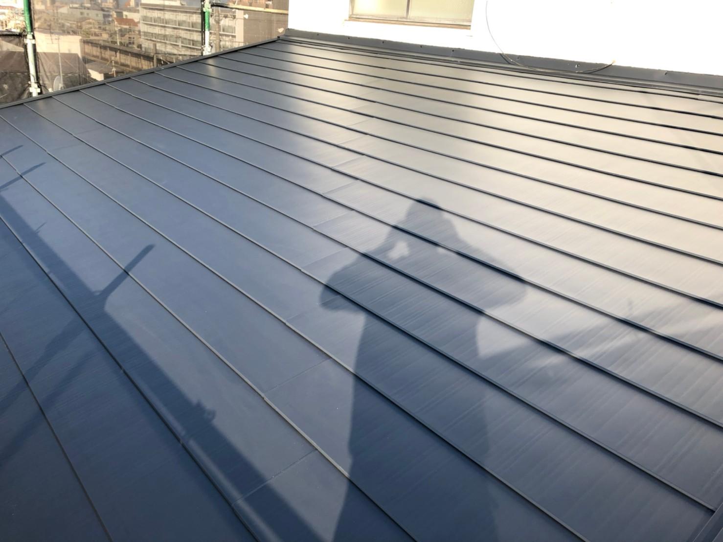 清須市 O様邸 屋根カバー工法・屋根塗装工事