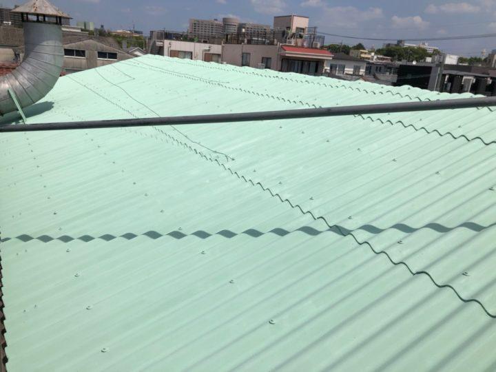 愛西市 N様邸 屋根塗装工事