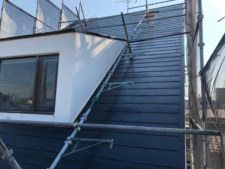 清須市 O様邸 屋根塗装工事 屋根カバー工法