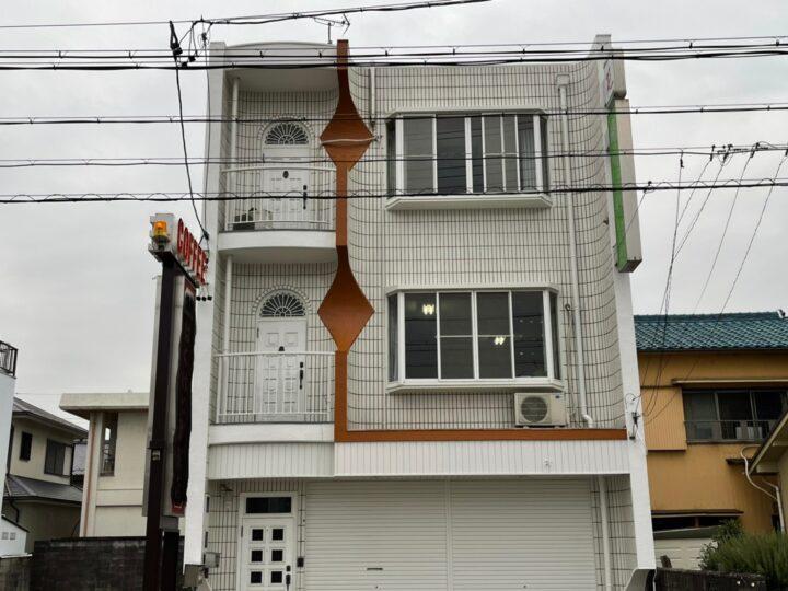 名古屋市北区 U様邸 外壁塗装工事 付属塗装工事 シーリング工事