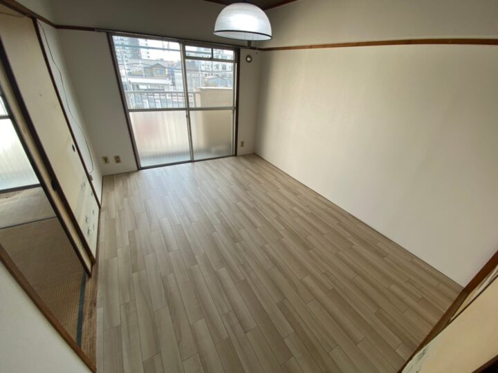清須市H様 内装工事 浴室交換工事 洗面台交換工事