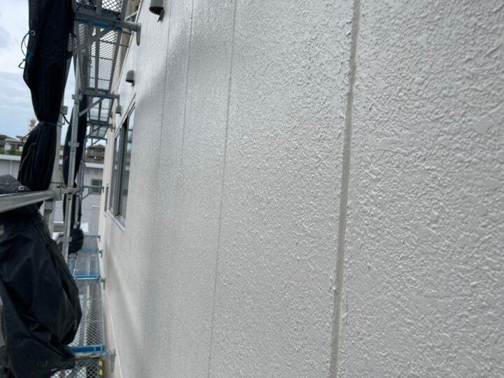名古屋市名東区 Kオーナー様 ビル一部外壁塗装工事