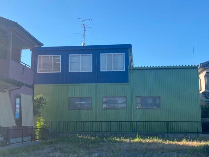 北名古屋市 S会社様 外壁塗装工事 屋根塗装工事 シーリング工事 付属塗装工事